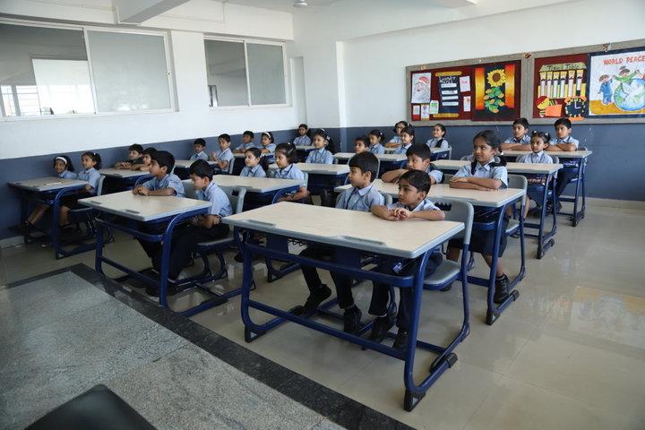 Jain Heritage School-Classroom