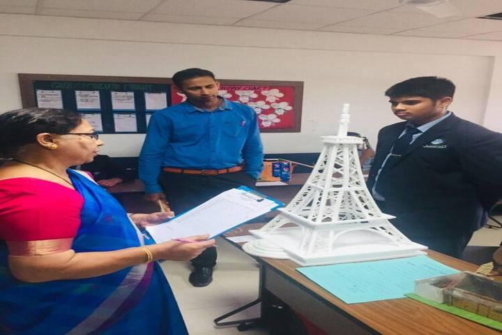 Jain Heritage School-School Exhibition