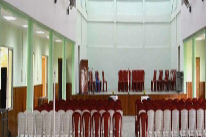 Delhi public school - auditorium