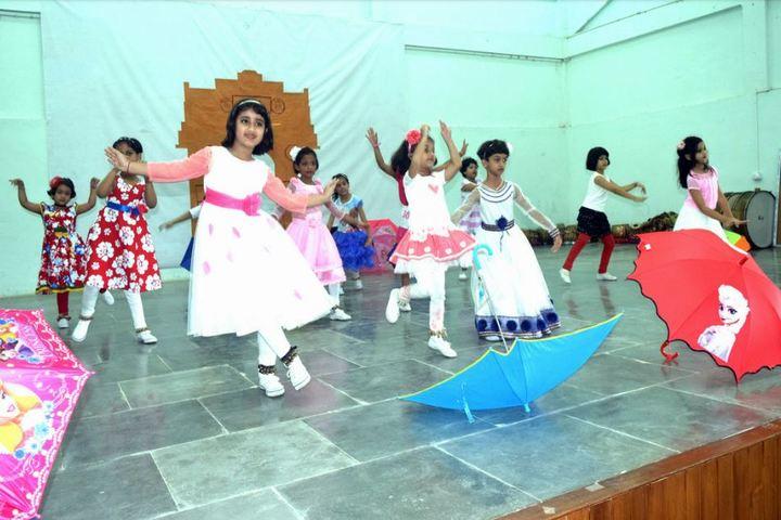Delhi public school - dance