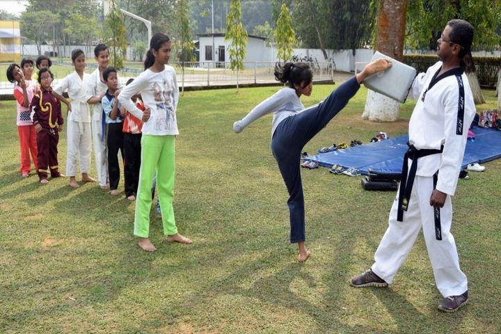 Delhi public school - karate