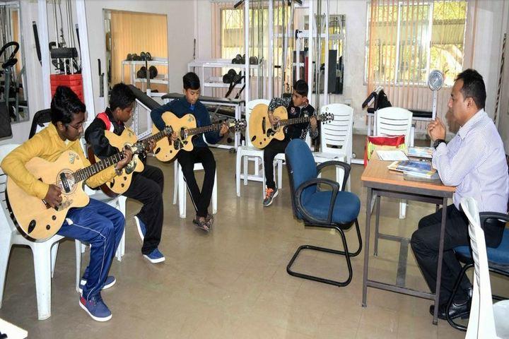 Delhi public school - music