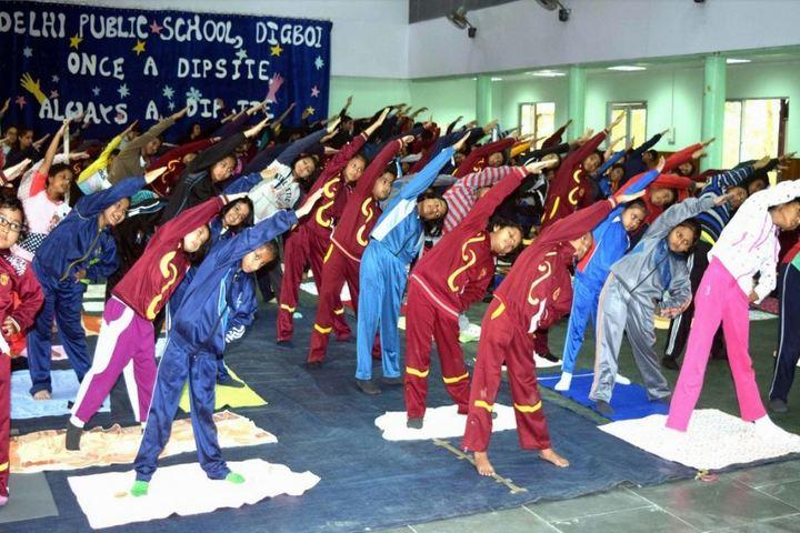 Delhi public school - sports