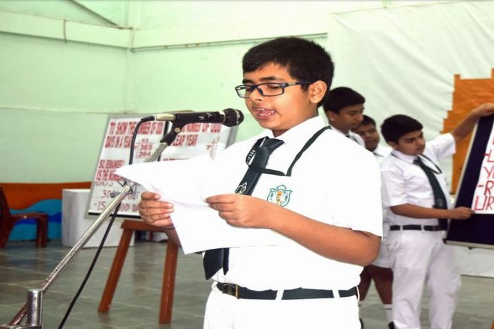 Delhi public school - story telling
