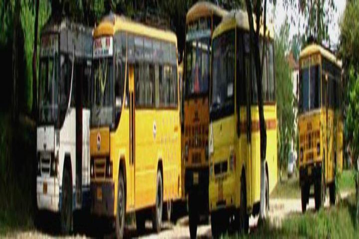 Delhi public school - transport
