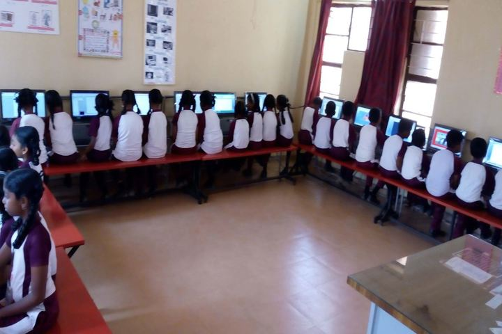 Jain School-Computer Lab