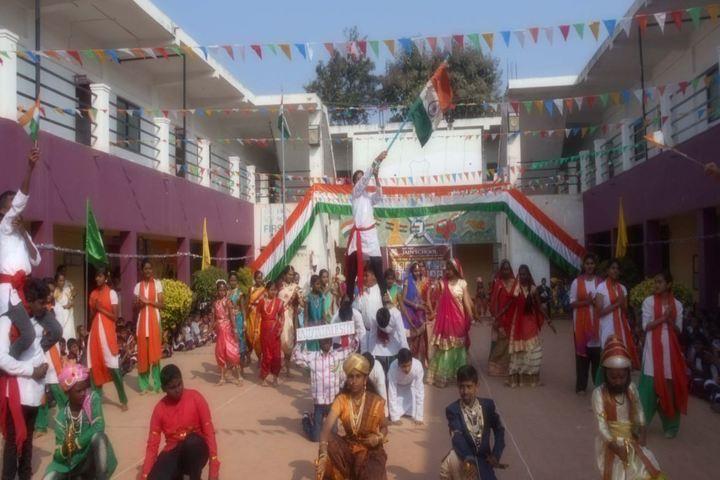 Jain School-Independence Day