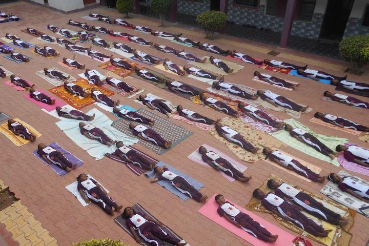 Jain School-Yoga