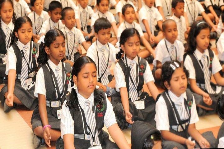 Janani Vidya Mandira-Meditation