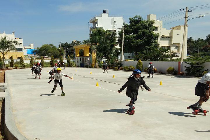 Janani Vidya Mandira-Skating