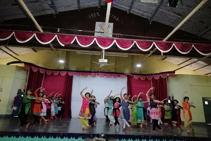Jawahar Navodaya Vidyalaya-Co Curricular Activities