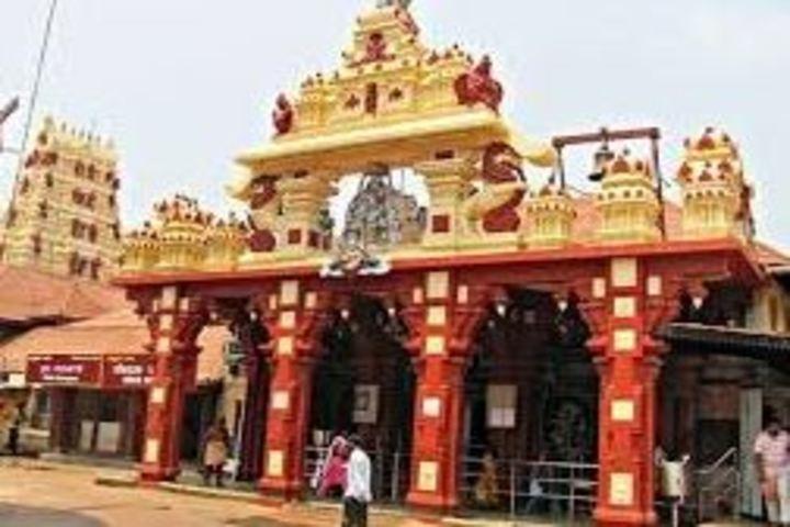 Jawahar Navodaya Vidyalaya-Temple