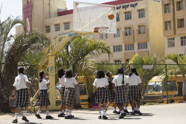 Jnana Sweekar Public School-Sports