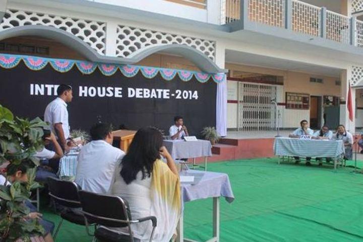 Don Bosco School-Debate