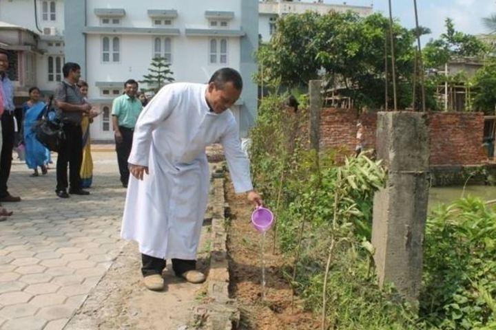Don Bosco School-Environment Day