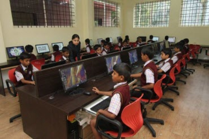 Jnanasagara Central School-Computer Lab