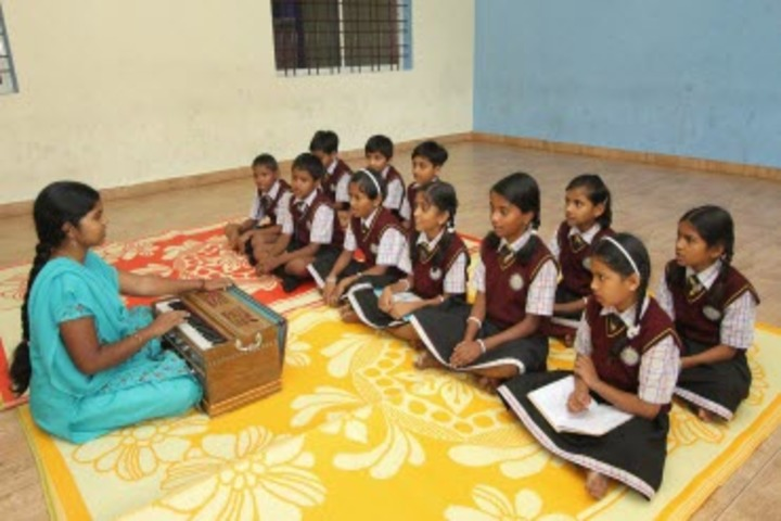 Jnanasagara Central School-Music