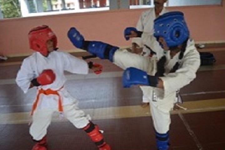 Jss Public School-Boxing Room