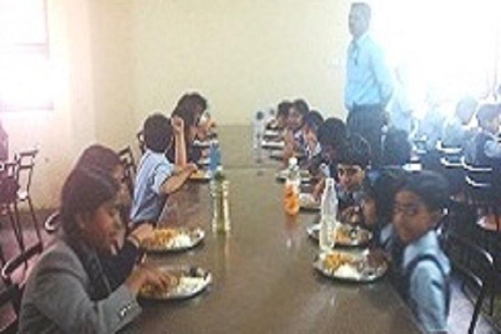 Jss Public School-Cafeteria