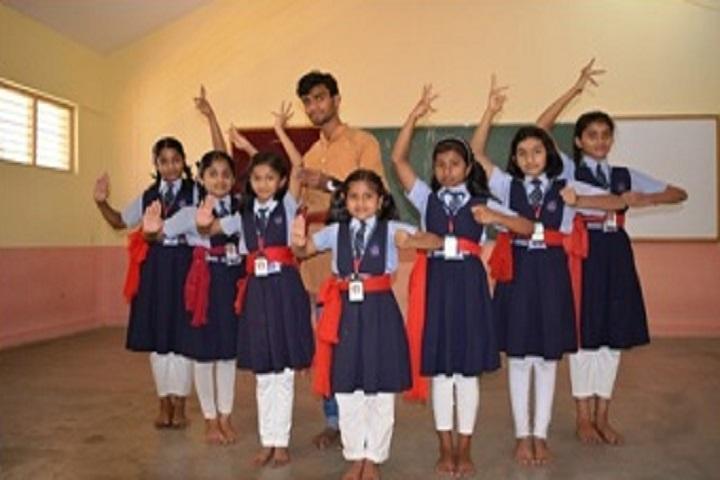 Jss Public School-Dance Class