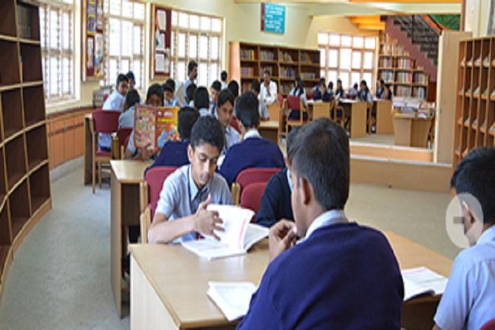 Jss Public School-Library