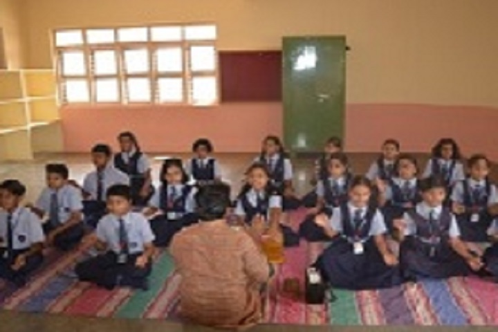 Jss Public School-Music Room
