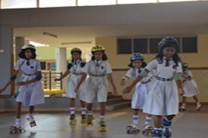 Jss Public School-Skating Room