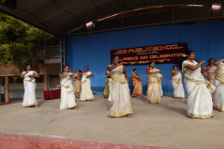 Jss Public School-Childrens Day Celebrations