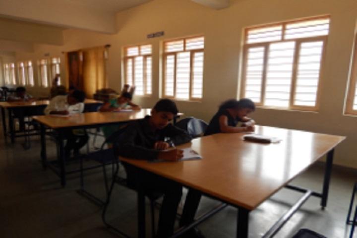Jss Public School-Letter Writing Day