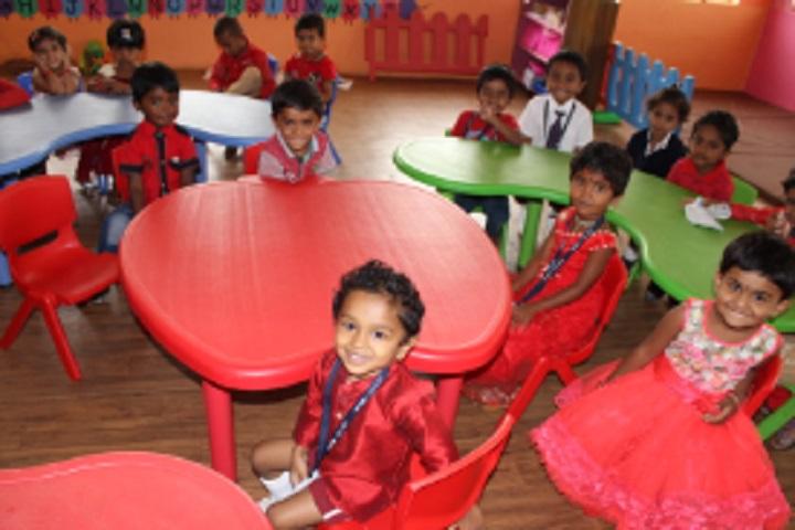 Jss Public School-Red Day Celebrations