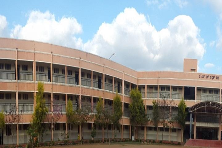 Jss Public School-School Building