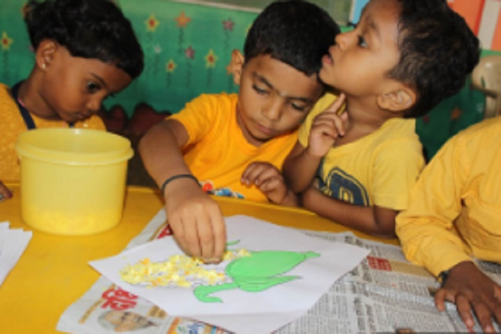 Jss Public School-Yellowday Celebrations