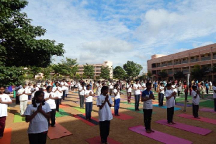 Jss Public School-Yoga