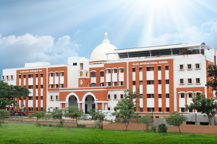 K L E  International School-Campus