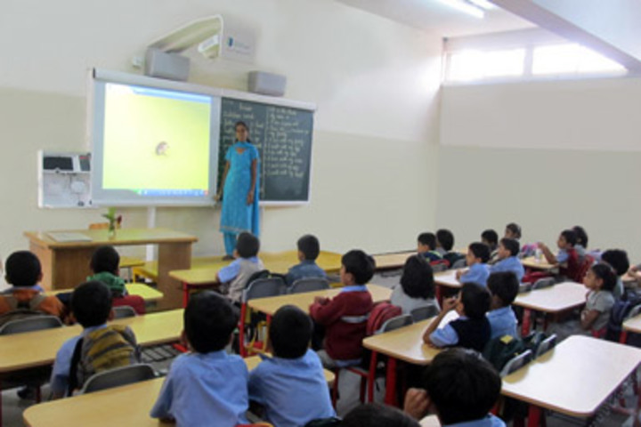 K L E  International School-Classroom