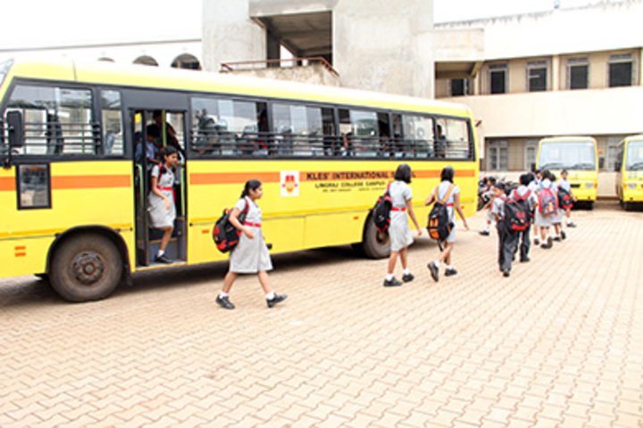 K L E  International School-Transportation