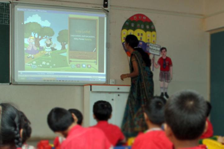K L E Mahadevappanna Munavalli School- Digital Room