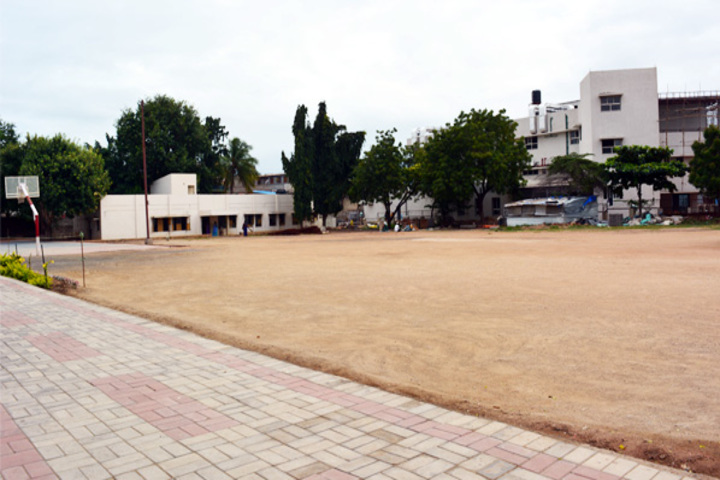 K L E Mahadevappanna Munavalli School- Playground