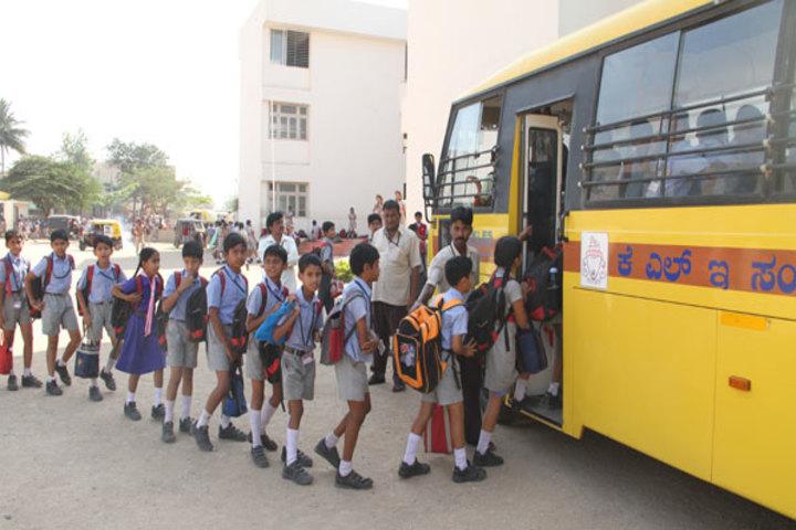 K L E Mahadevappanna Munavalli School- Transport