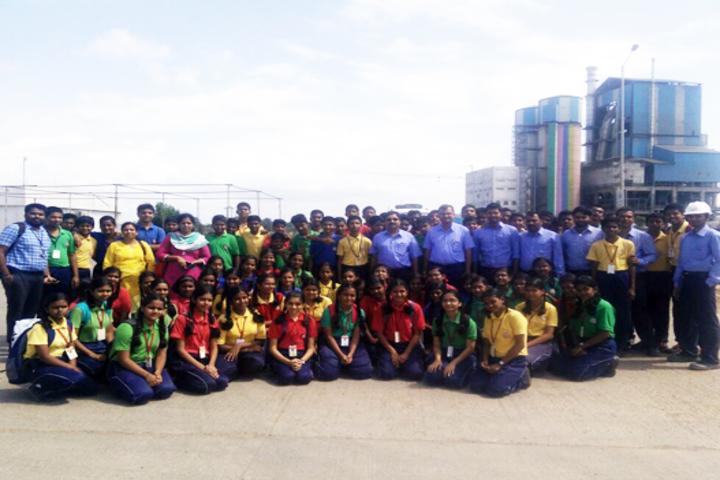K L E Mahadevappanna Munavalli School- Trip