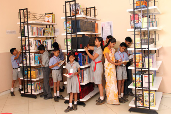 K L E Society- Library