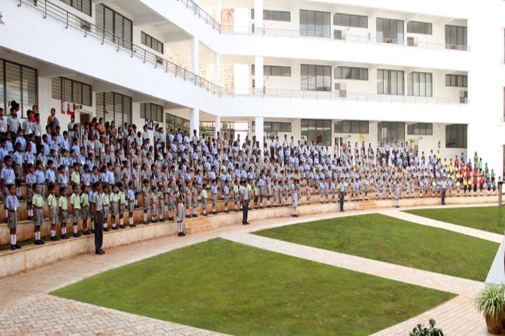 K L E Society School- Assembly