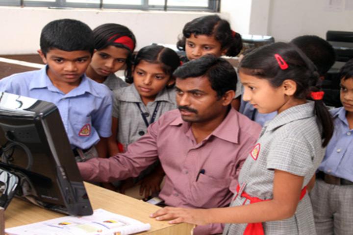 K L E Society s School- Computer lab