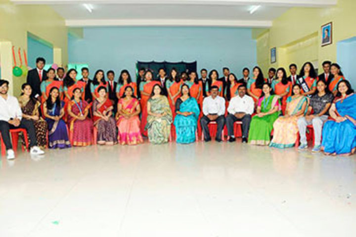 K M V Red Hills High School- Farewell