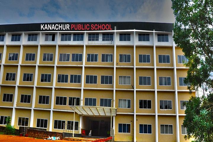 Kanachur Public School-School Building