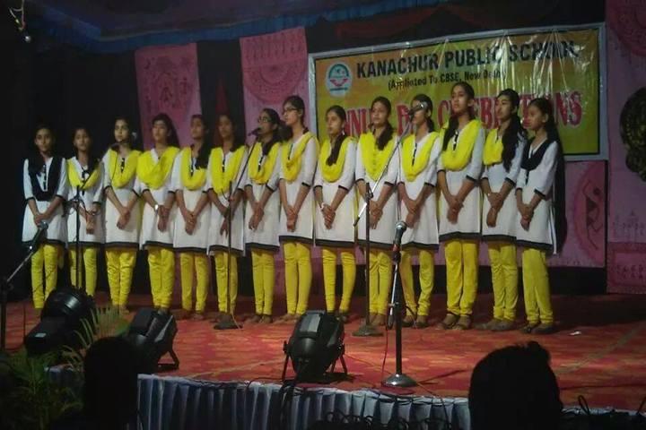 Kanachur Public School- Annual day