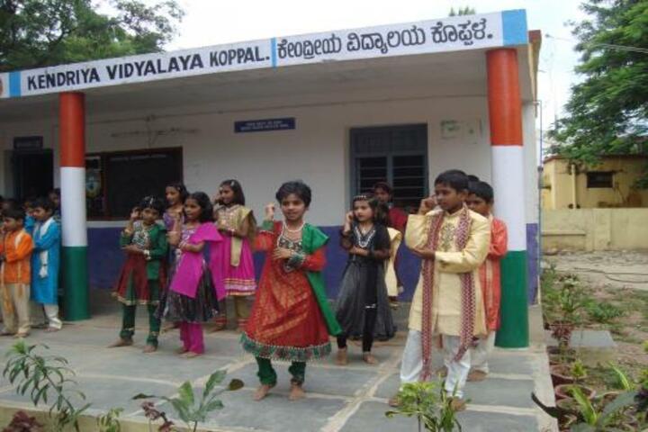 Kendriya Vidyalaya-Activity