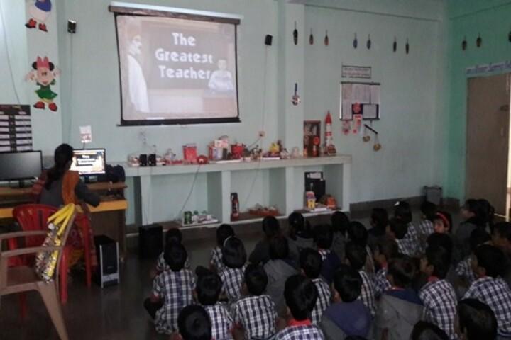 Kendriya Vidyalaya-Seminar hall