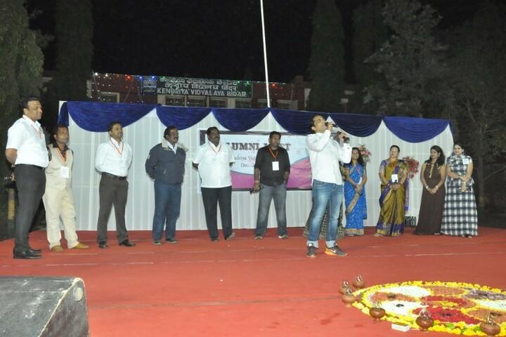 Kendriya Vidyalaya-Alumni Meet