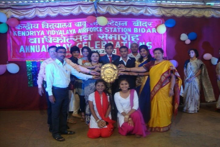 Kendriya Vidyalaya-Annual Day Celebration